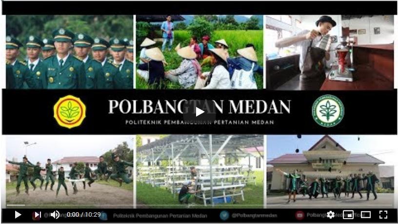 Video Profil Polbangtan Medan