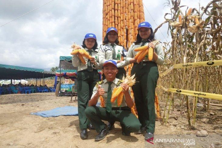 Polbangtan Medan ikuti Jambore Petani NK212 Karo
