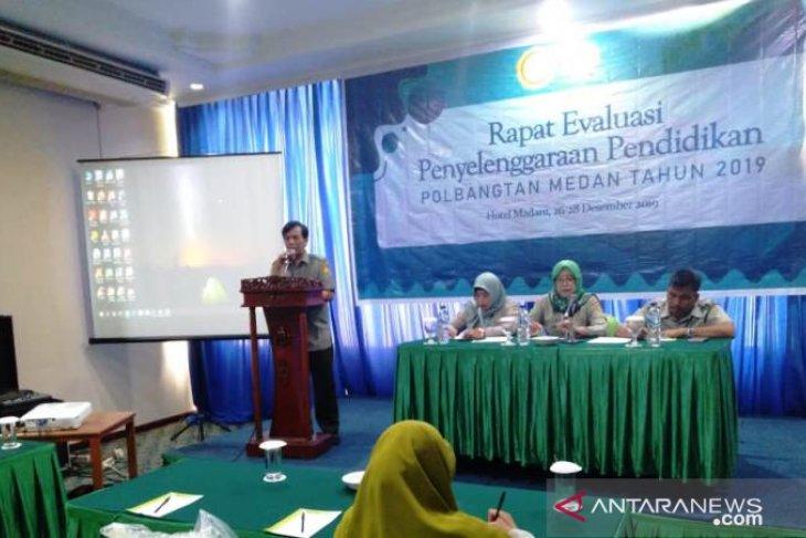 Polbangtan Medan evaluasi kinerja pendidikan 2019