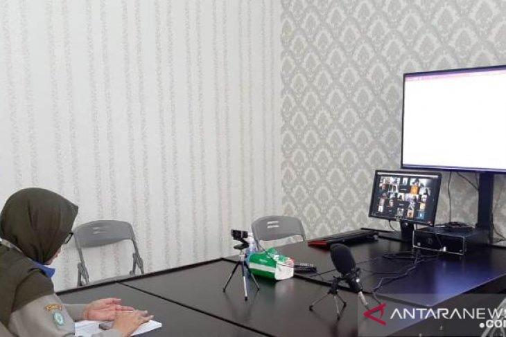 Dampak COVID-19, seminar hasil tugas akhir di Polbangtan Medan dengan daring