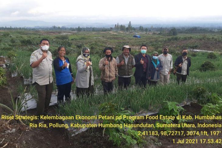 Penelitian strategis dukung program Kementerian Pertanian