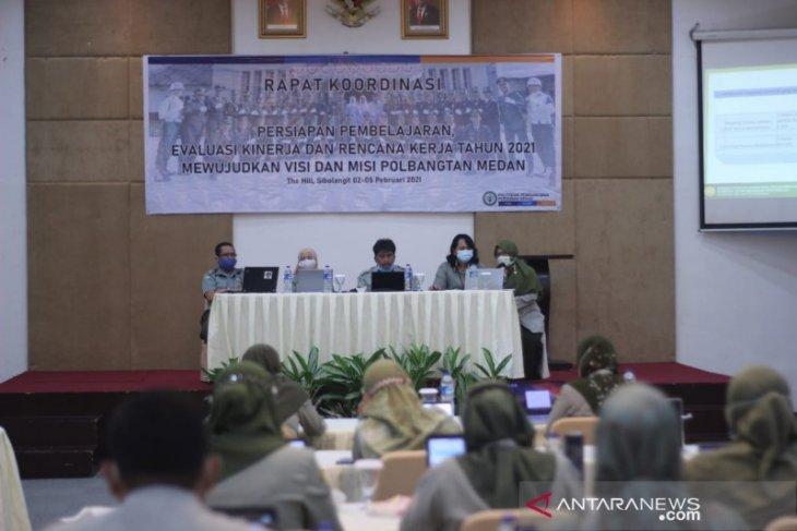 Rakor Polbangtan Medan rumuskan rencana kerja 2021