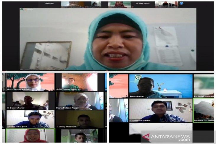 Polbangtan Medan gelar kuliah tamu teknik penulisan publikasi ilmiah dan metode penelitian