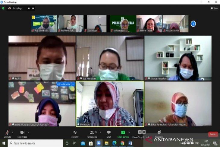 Tim dosen Polbangtan Medan laksanakan seminar proposal penelitian secara daring