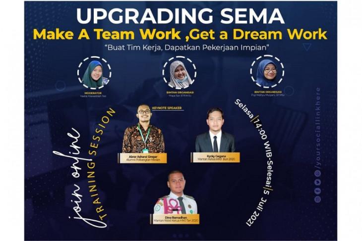 Upgrading Senat Mahasiswa Polbangtan Medan