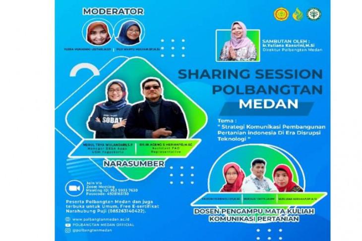 Polbangtan Medan gelar Sharing Session