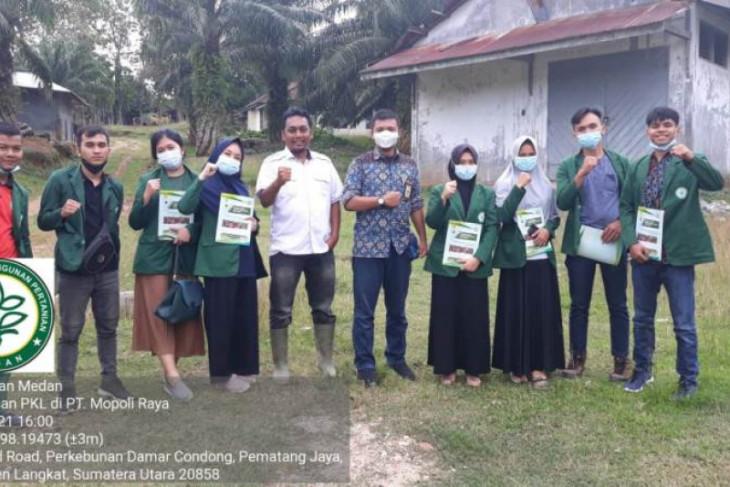 Polbangtan Medan Selenggarakan PKL bagi mahasiswa Program Studi TPTP